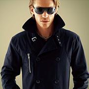 Сайт для производителя мужской одежды «Vavalon»