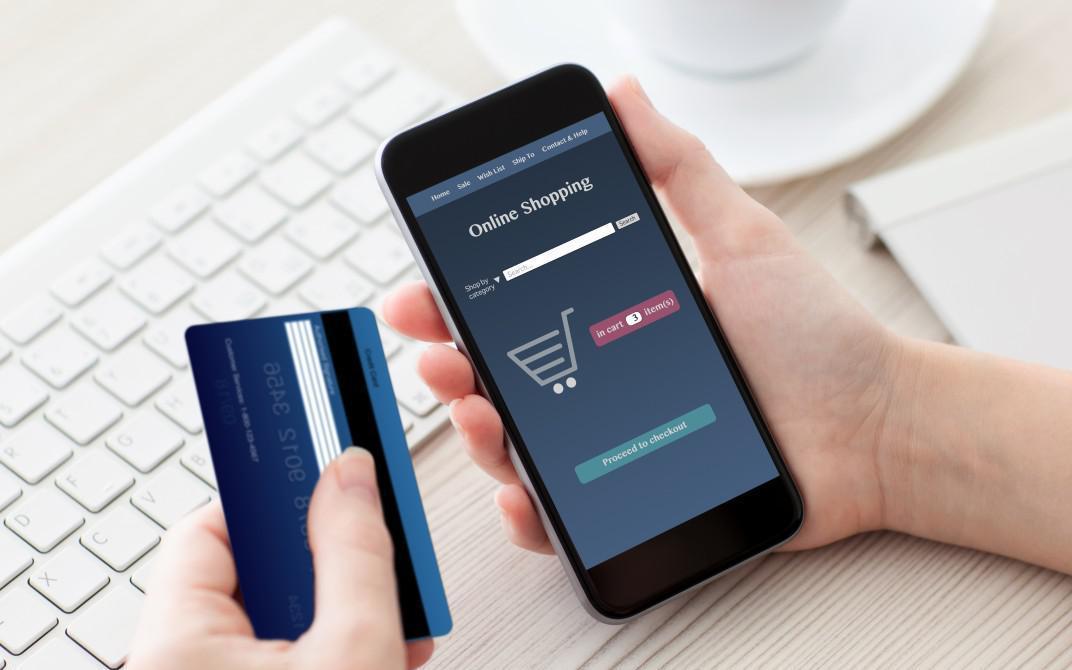 тренды для ecommerce - мобильное приложение