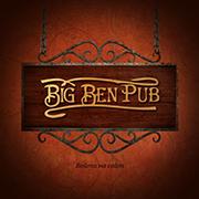 Создание сайта паба BigBenPub