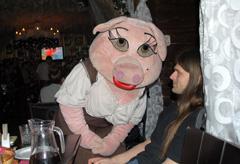 Илья и свинья