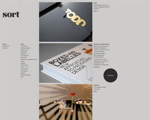 sortdesign