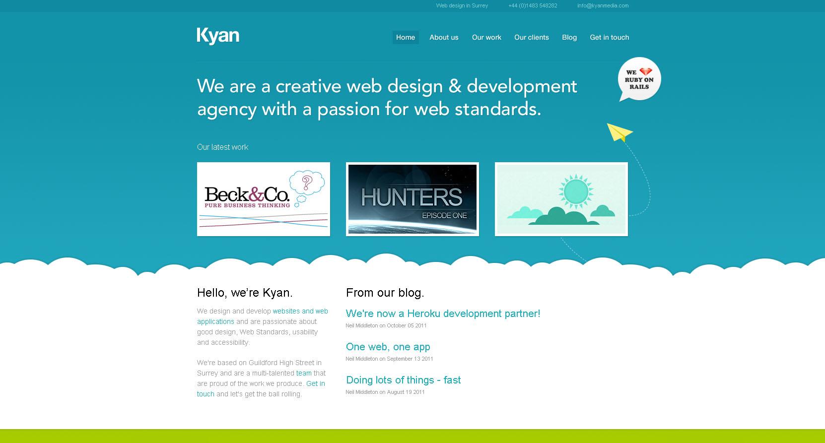 стиль веб 2.0