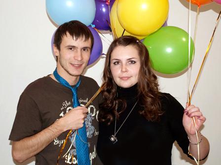 Леша и Оля