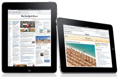 Верстка под iPad и iPhone