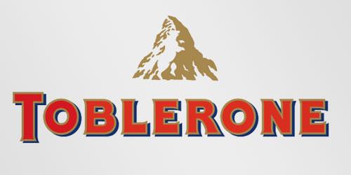 Хороший логотип - Toblerone