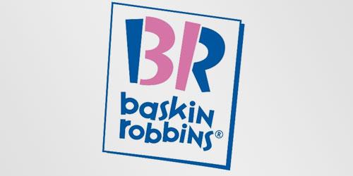Хороший логотип - Baskin Robbins