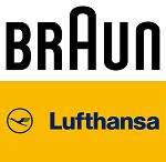 Braun и Lufthansa