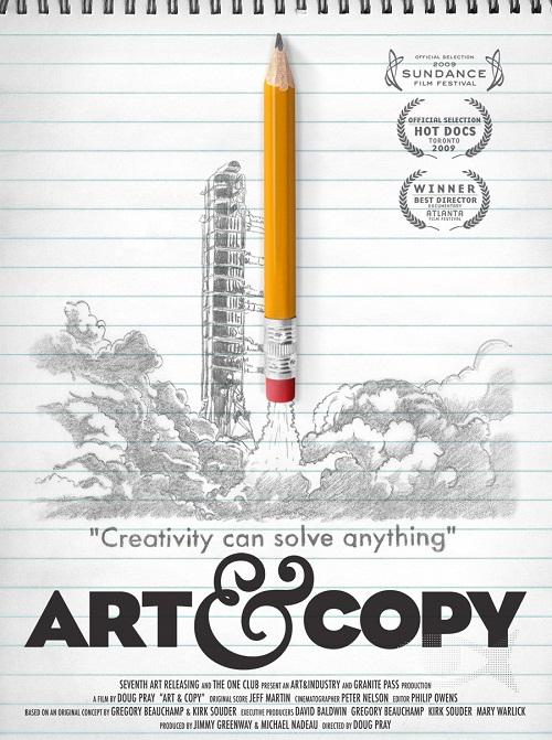 Аrt and copy - 12 документальных фильмов