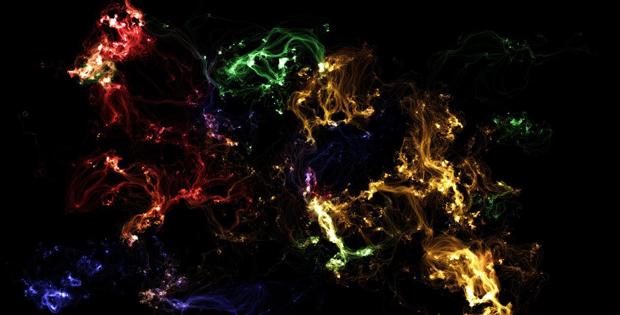 Neon Flames