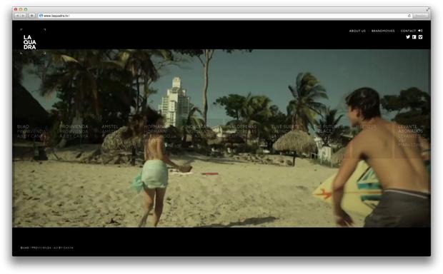 Видео фон увеличивает интерес посетителей сайта
