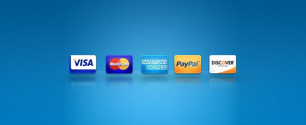 Различные способы оплаты на сайте