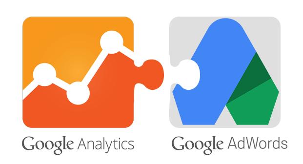 Связь аккаунтов Google Analytics и AdWords