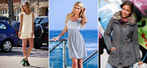 Несколько хороших примеров правильной съемки одежды